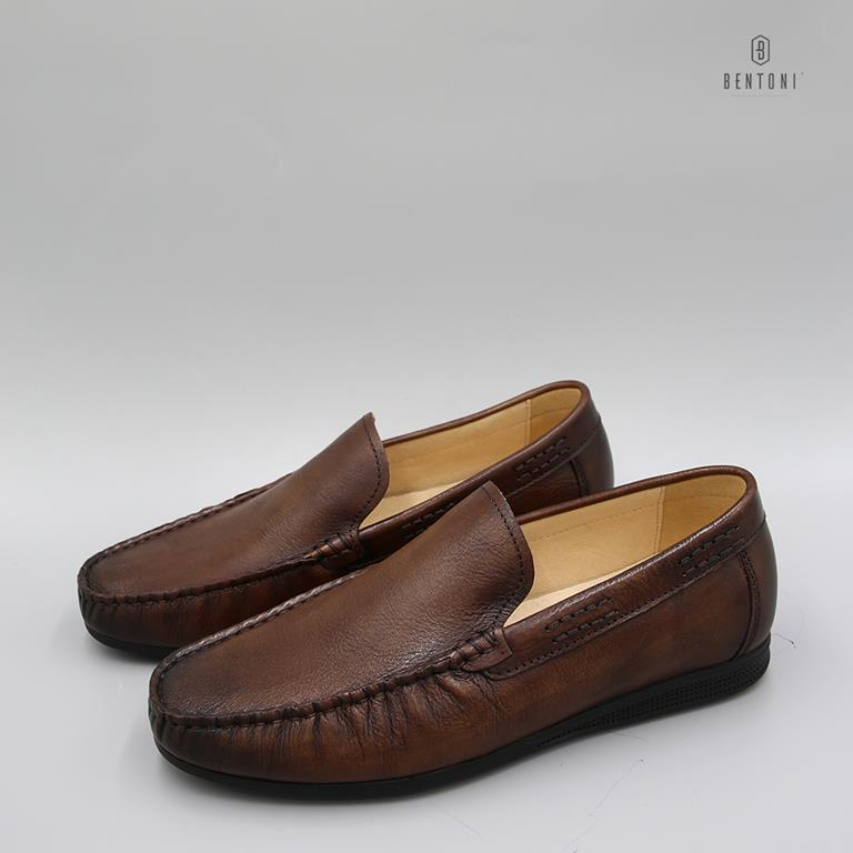 Floating Loafer | Nâu
