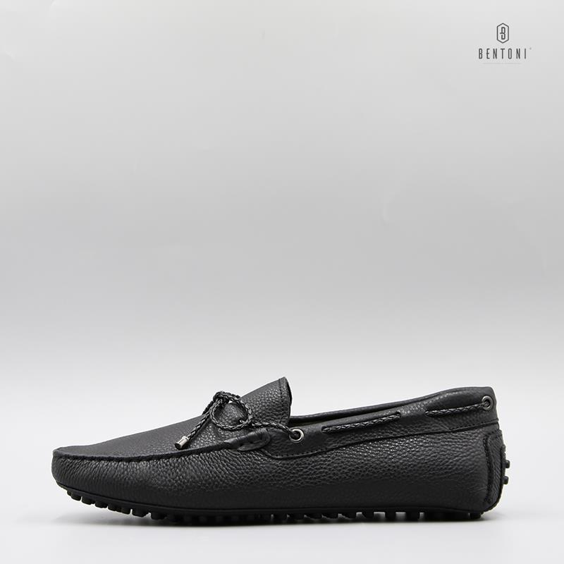 Bow Tie Flexy Loafer 2.0 | Đen - 39