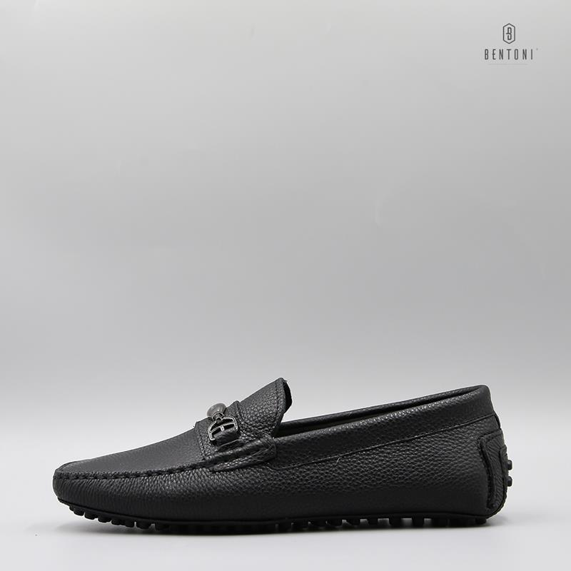 Simple Horsebit Loafer | Đen - 39