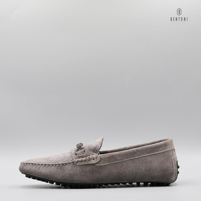 Dandy Horsebit Loafer | Xám