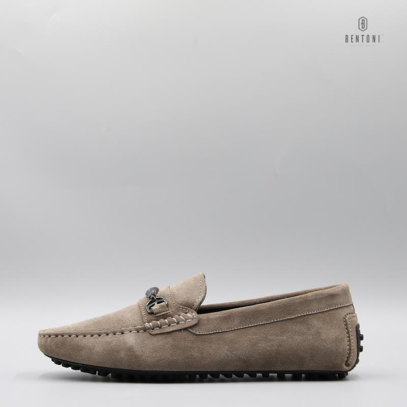 Dandy Horsebit Loafer | Xám Rêu