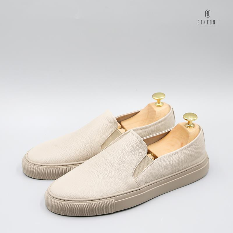 Ace Slip-on | Nâu