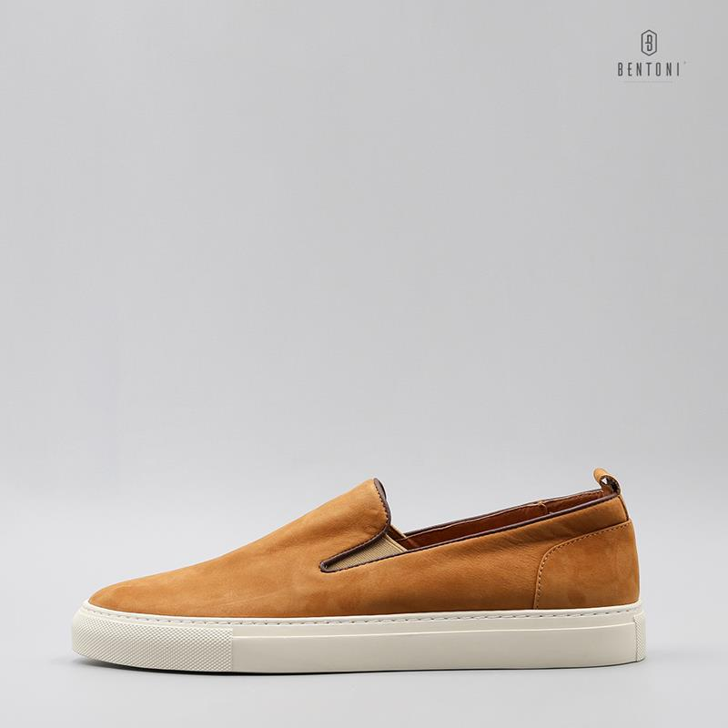 Blazing Slip-on | Nâu