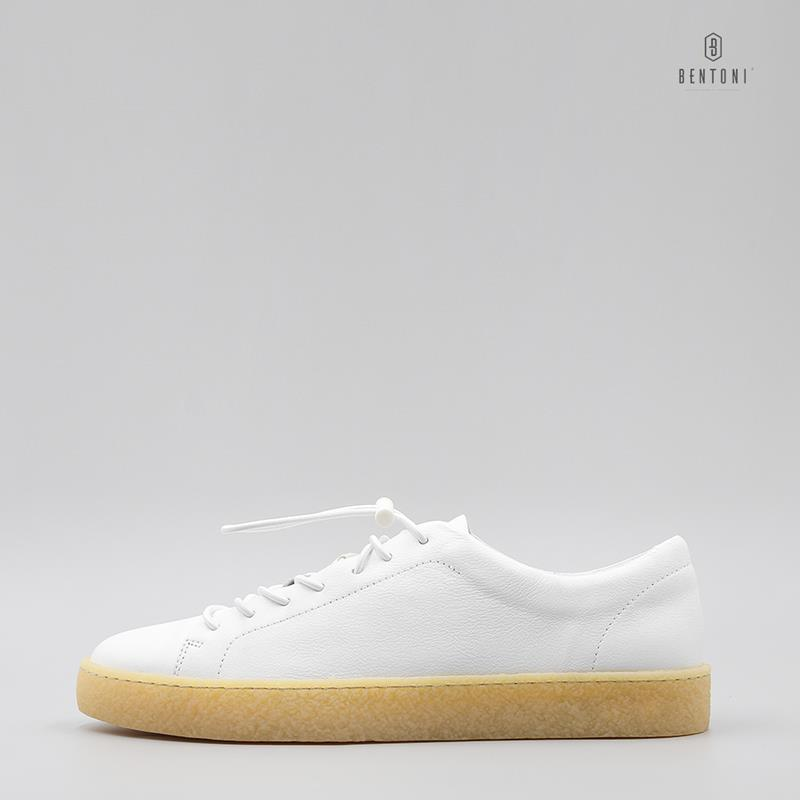 Gold Sole Sneaker | Trắng
