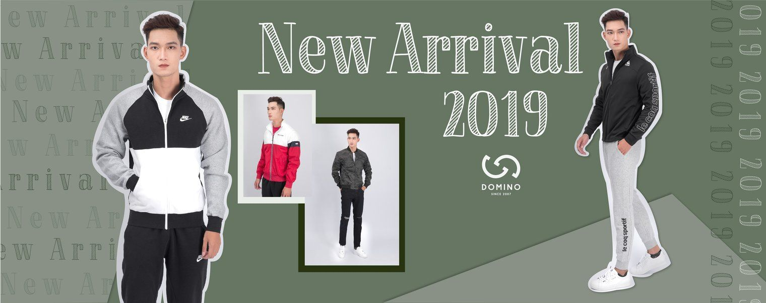 New Arrival T10/2019