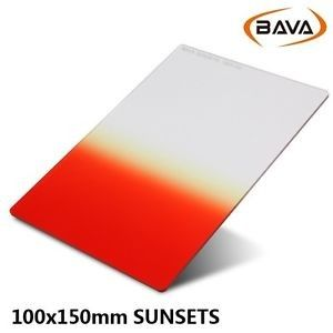 BAVA Sunsets Soft Resin Graduated 100mm x 150mm