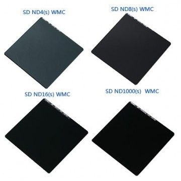 Filter SD ND4,8,16,1000(S) Master 150x150mm