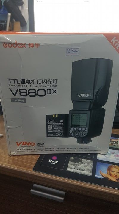 Godox V860II - For Sony - Mới 99%