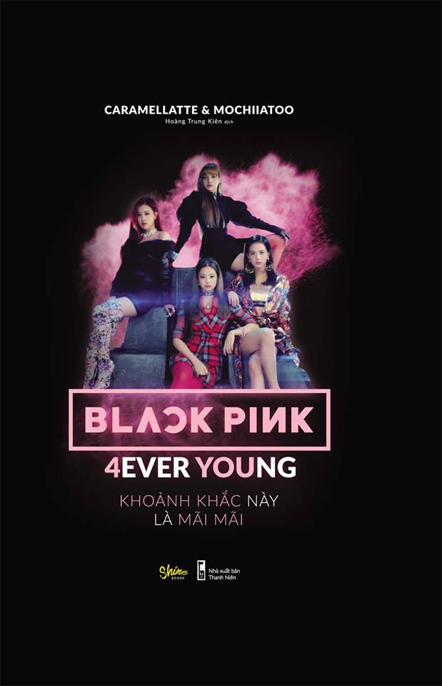 BLACKPINK 4EVER YOUNG