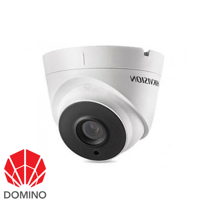 Camera HD-TVI Dome Hikvision DS-2CE56H0T-IT3F, 5MP