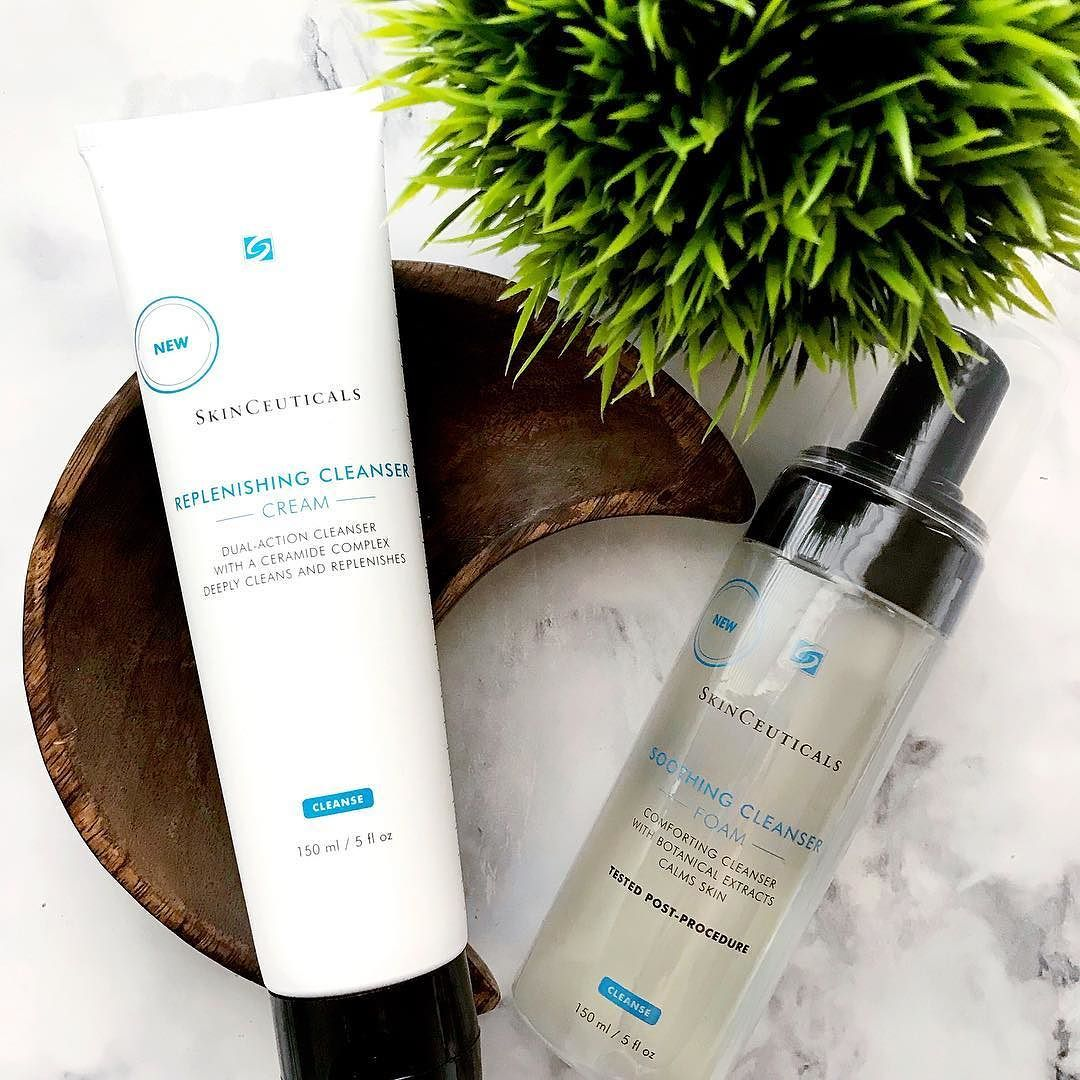 Sữa rửa mặt Skinceuticals Soothing Cleanser Foam