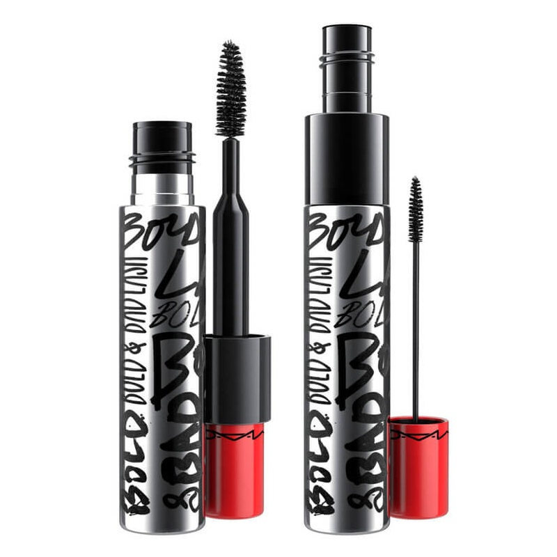 Mascara dài & cong M.a.c Bold, Bad, Black