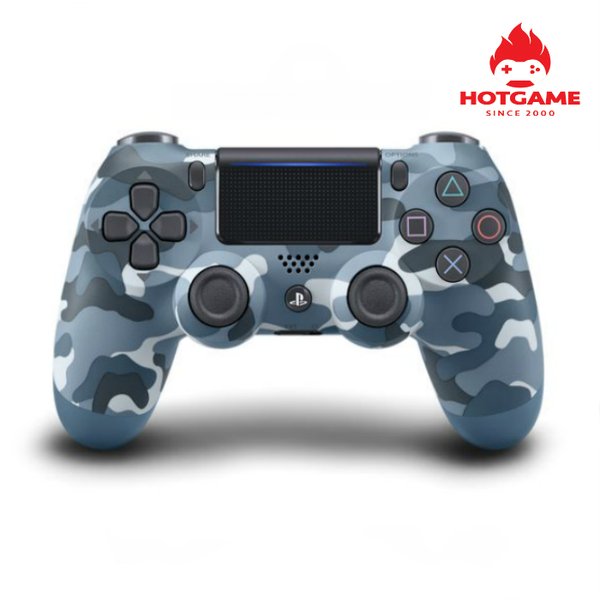 Tay PS4 limited blue camo Sony Việt Nam