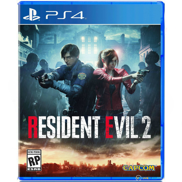 Resident evil 2 remake (day one edition)