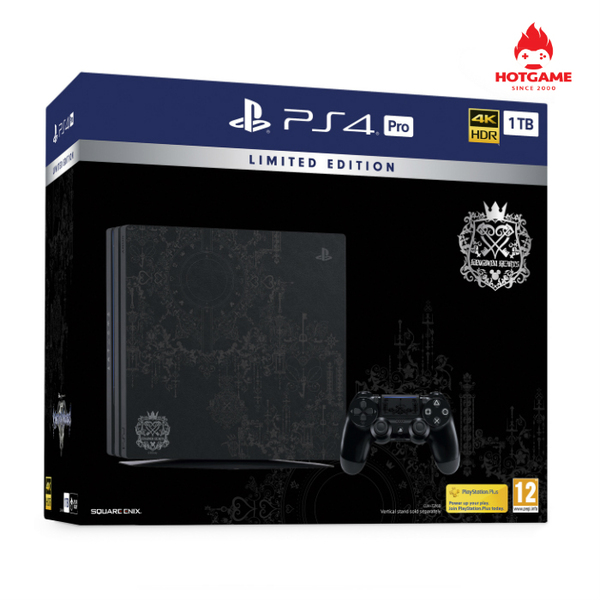 Máy PS4 Pro Kingdom heart limited edition