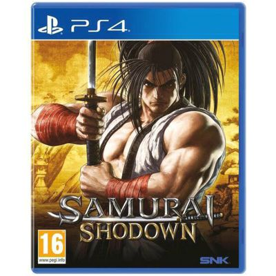 Game PS4 Samurai Shodown
