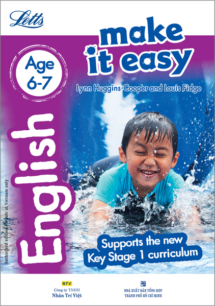 Letts Make it Easy – English Age 6-7