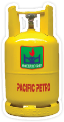 GAS PACIFIC PETRO VÀNG