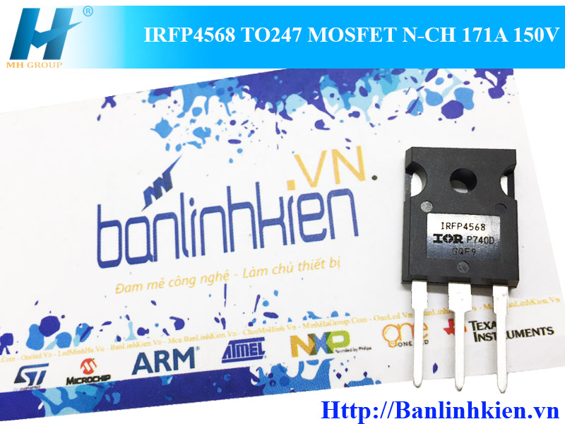 IRFP4568 TO247 MOSFET N-CH 171A 150V