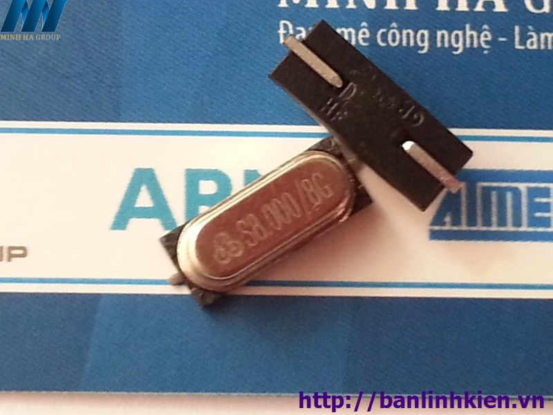 Thạch Anh 8Mhz 49S SMD