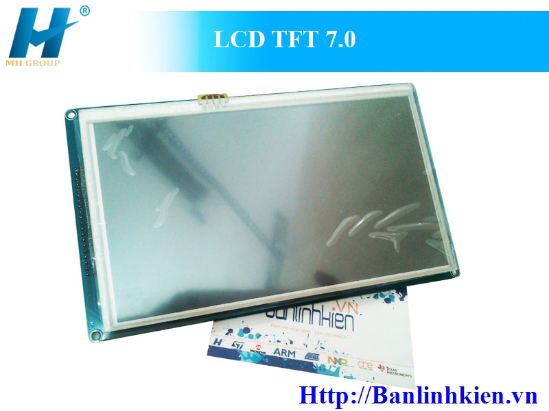 LCD TFT 7.0 Touch IC1963