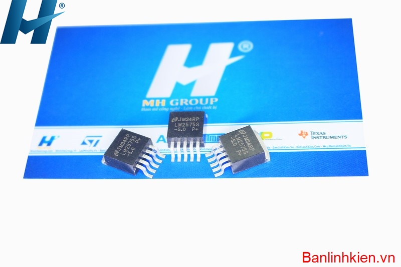 LM2575S-5.0V TO263