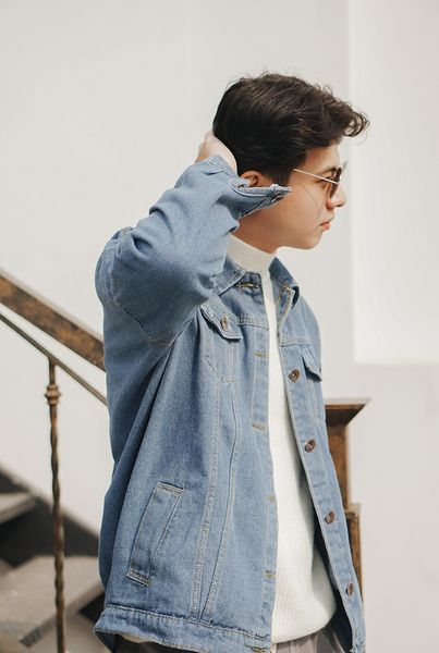 SSS. DENIM JACKET