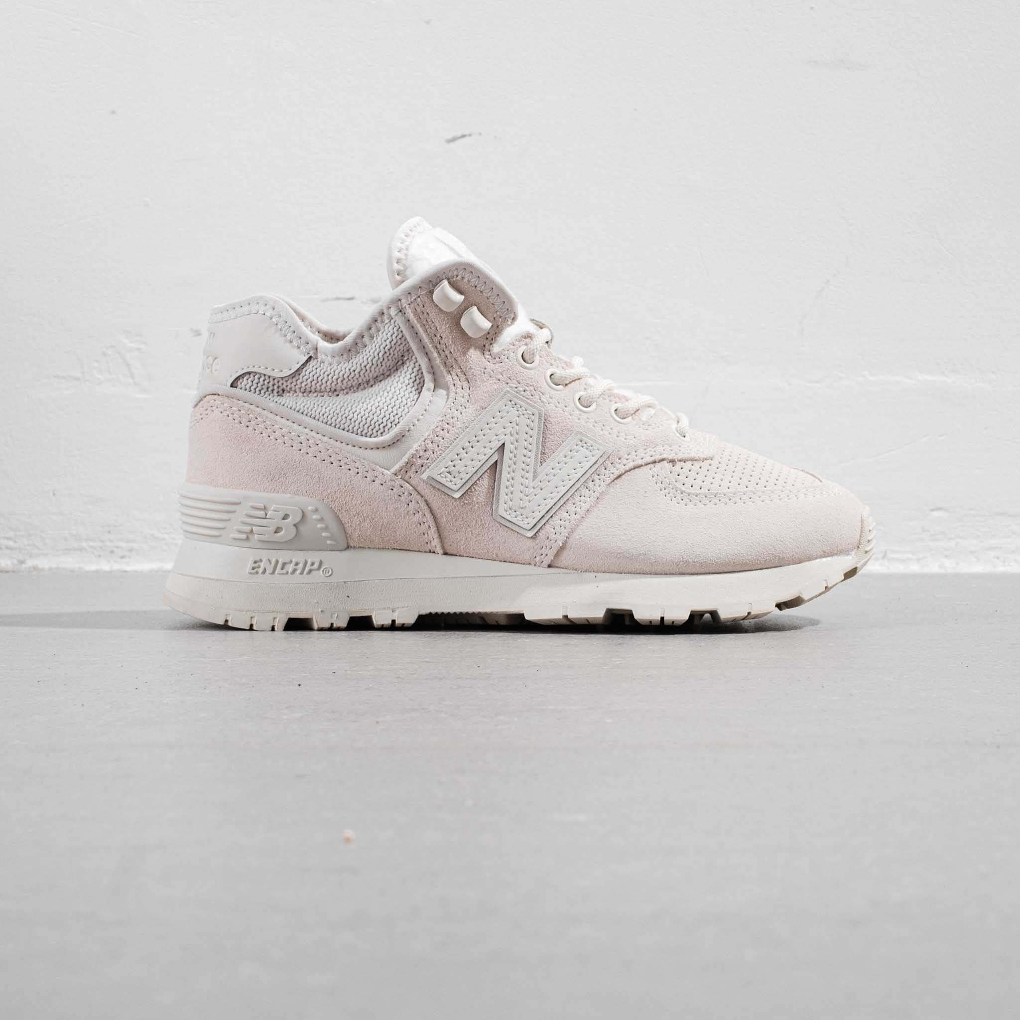 Newbalance 574 Midtop Cream - 36