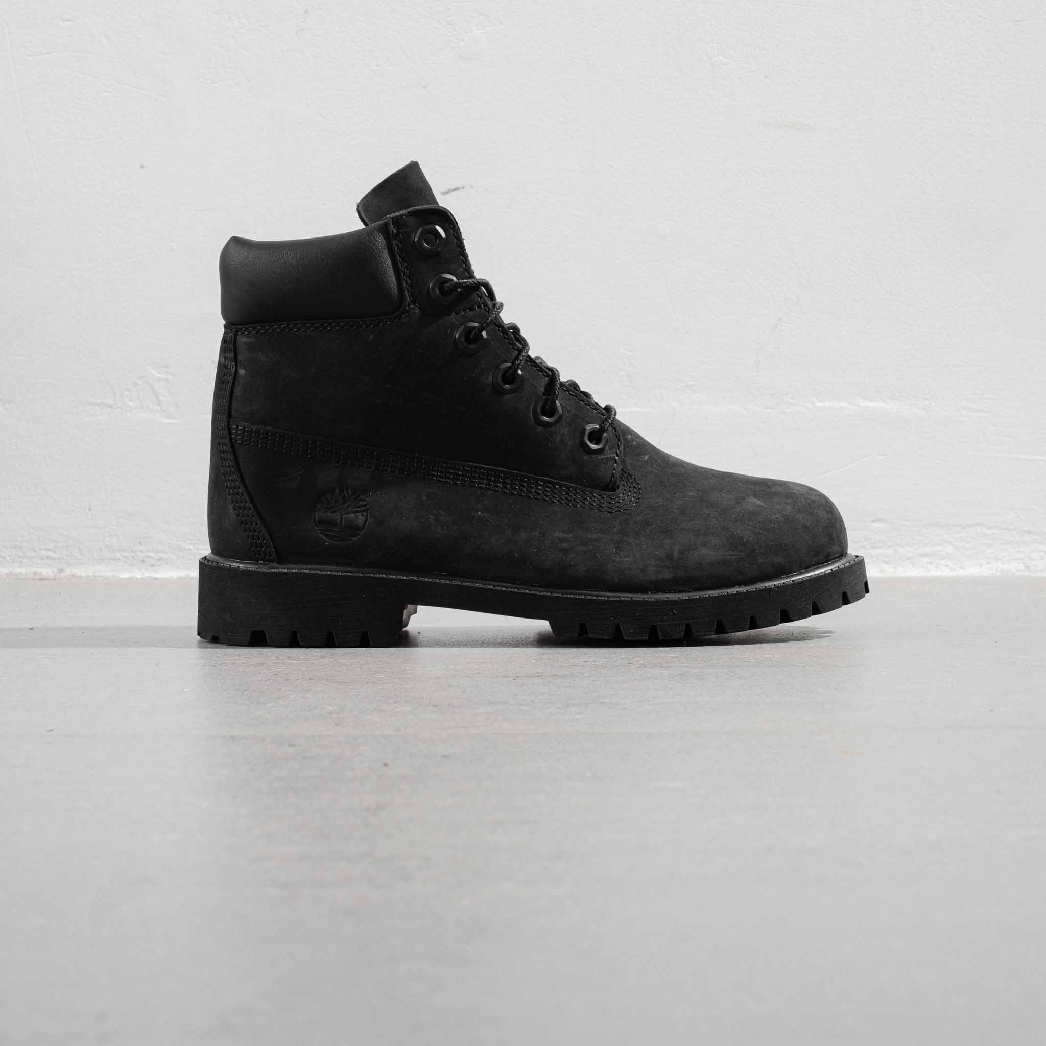 Timberland Boots All Black - 38