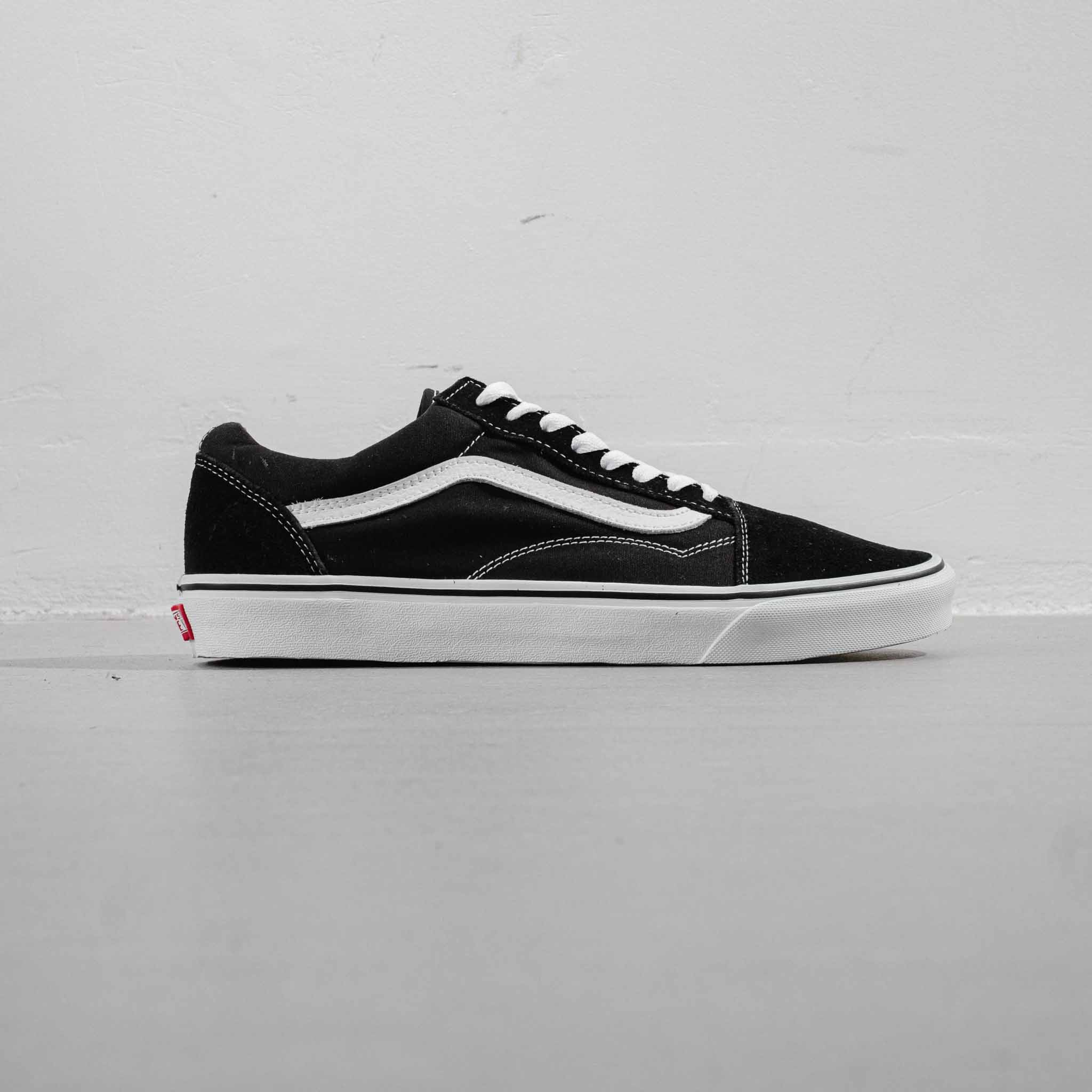 Vans Old Skool Black White  - 36,5