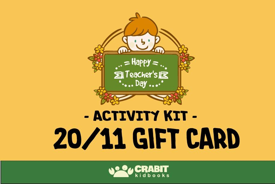 Activity Kit - Gift card 20/11
