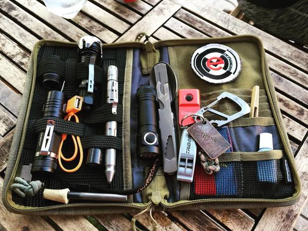 Tactical Geek Organizer BlockD 16G