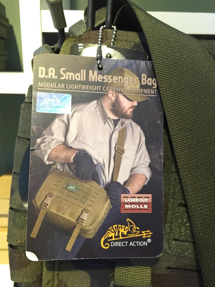 Direct Action Tactical Small Mesenger Tactical