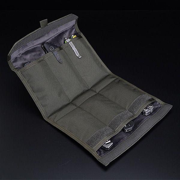 Tactical Geek Block C Knife Case CORDURA - Túi Đựng Dao