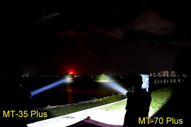 Mateminco MT70Plus/Astrolux MF04s CW XHP70.2 6000 Lumens 1549m