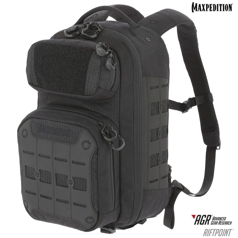Maxpedition Riftpoint™ CCW-Enabled Backpack 15L