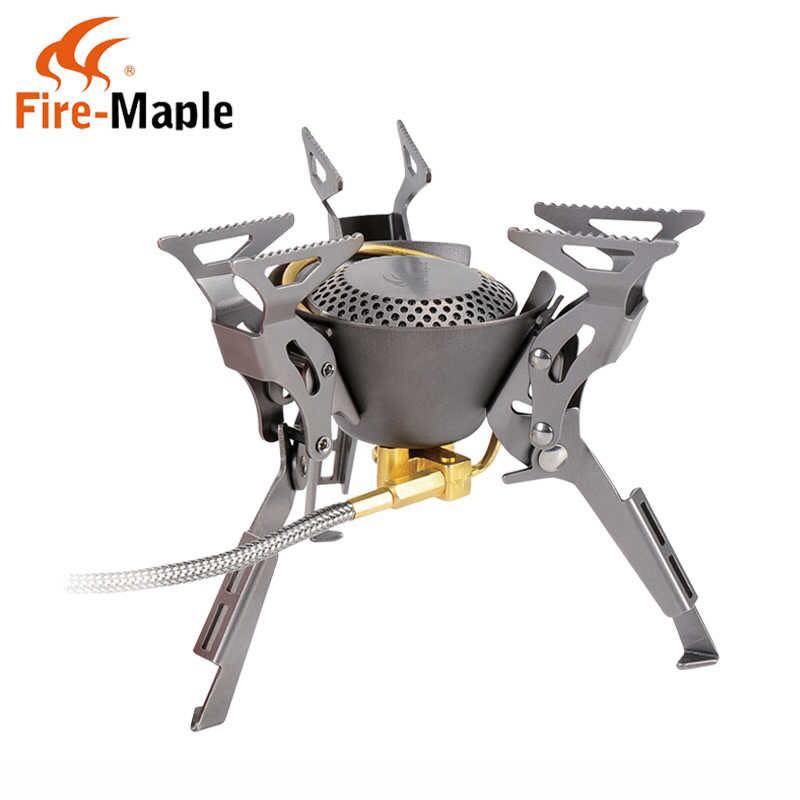 Fire Maple - Bếp Gas Dã Ngoại Fire Maple Titanium KingKong FMS-100T