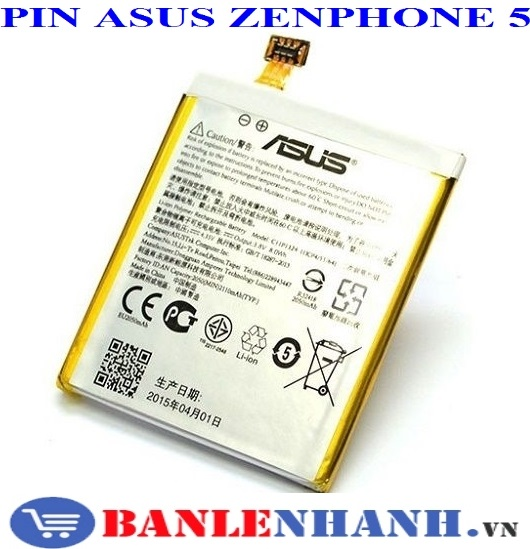 PIN ASUS ZENPHONE 5