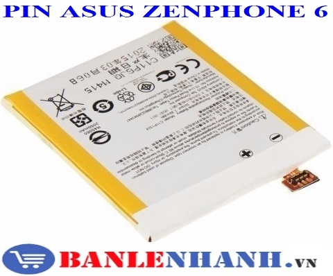 PIN ASUS ZENPHONE 6