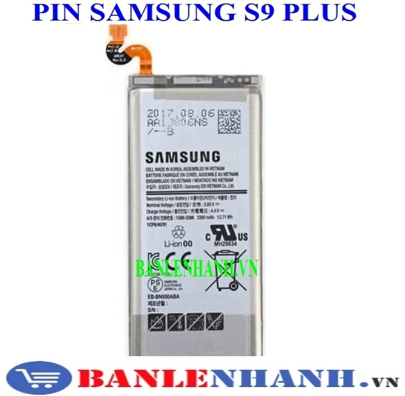 PIN SAMSUNG S9 PLUS