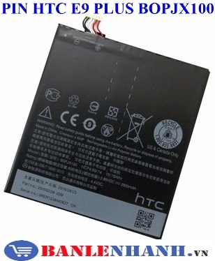 PIN HTC E9 PLUS BOPJX100