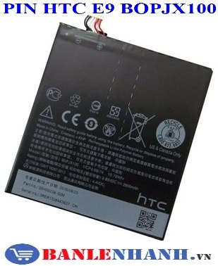 PIN HTC E9 BOPJX100