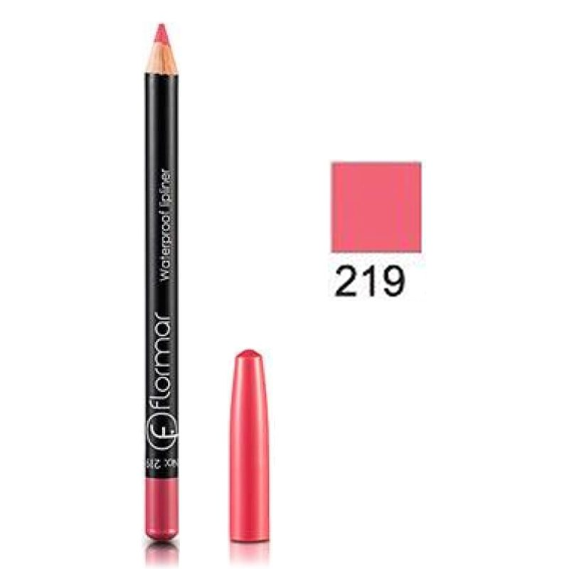 FLORMAR LIPS- LIPLINER PENCIL-Rose wood-219