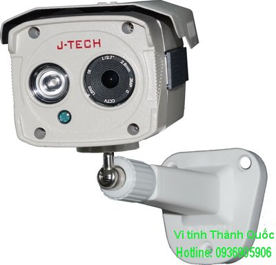 Camera IP J-Tech JT-HD5502 1M 720P