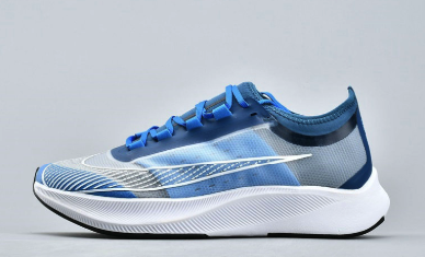 Nike zoom fly 3 xanh trắng