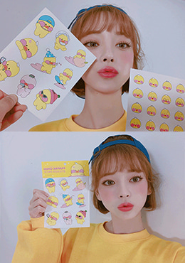 CHUU FANFANCHUU Play Stickers