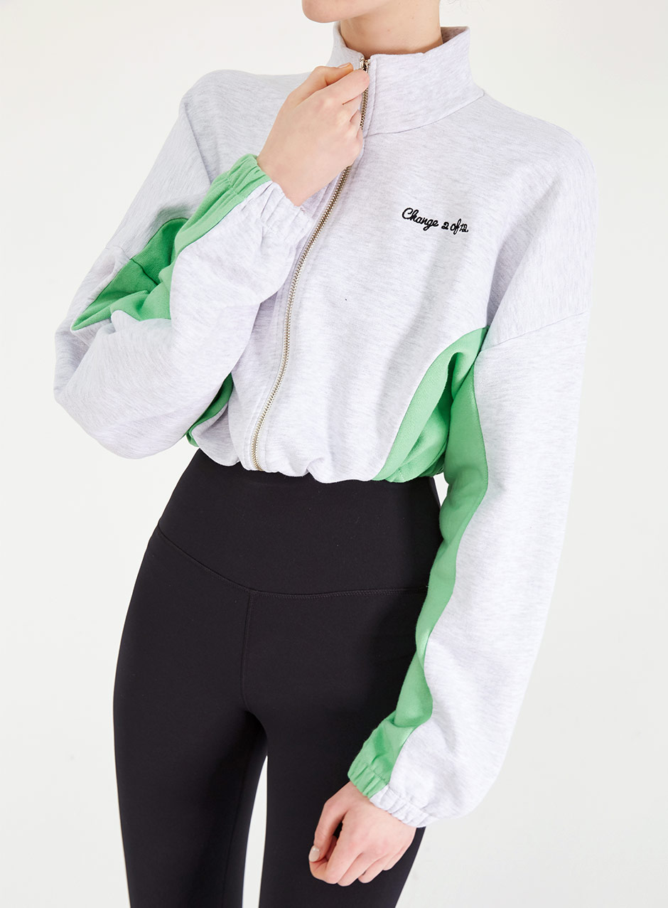 Cool Active Zip-Up Jumper