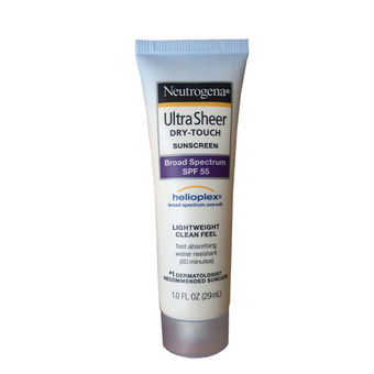 NEUTROGENA - Ultra Sheer Dry-Touch Sunscreen SPF 55 (29ml)