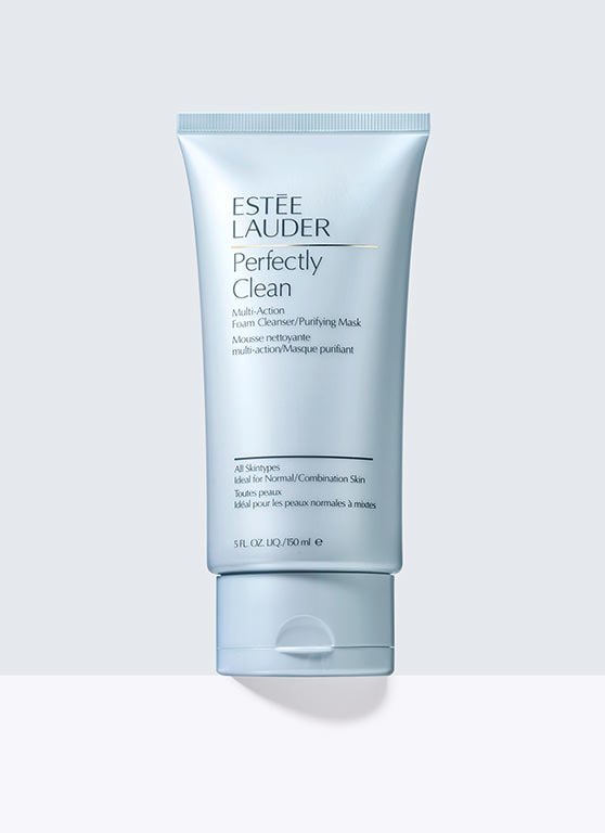 ESTEE LAUDER - Sữa rửa mặt Perfectly Clean Multi Action Foam Cleanser 150ml