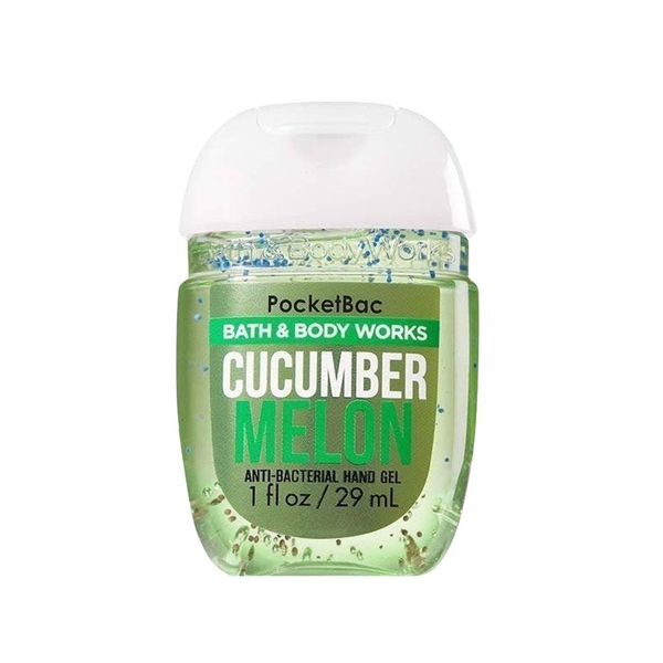 BATH & BODY WORKS - Nước rửa tay Anti-Bacterial Hand Gel (Cucumber Melon)
